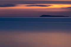 The Mull of Galloway (jillyspoon) Tags: ocean sunset lighthouse canon scotland stopper 70d themullofgalloway canon70d longexposurebig