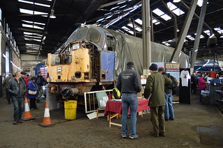 The Baby Deltic Project,  Barrow Hill