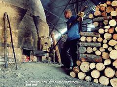 1. Charcoal Factory Kuala Sepetang (kem foto) Tags: from blue art tourism glass paper official factory board photojournalism best website charcoal kuala comes ipoh matang sepetang the kemfoto fujix20 kualasepetangcharcoalfactory