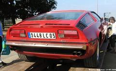 Maserati Bora (XBXG) Tags: auto old italy france classic car vintage italian automobile italia super voiture mans le frankrijk bugatti circuit 72 2009 bora supercar lemans maserati ancienne sarthe italienne maseratibora eurocitro