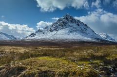 Buachaille Etive Mr (Matt 82) Tags: mountain mountains landscape march scotland highlands nikon scenery scottish glen glencoe munros glenetive 18mm scottishhighlands argyllandbute scottishlandscapes nikonafsdxnikkor1855mmf3556gvr d5100 matt82