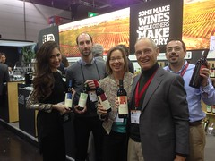 Prowein 2014 with our importer Vins Balthazard