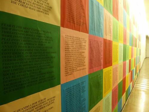 Musée d'art moderne MAM, Sao Paulo, Brésil