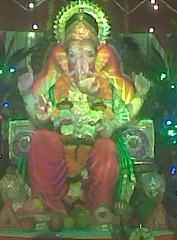 Salasar (bhagwathi hariharan) Tags: god lord ganesh vasai virar ganpathi nalasopara nallasopara