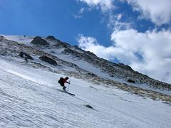 Scialpinismo Gran Sasso - Monte Corvo - Campiglione
