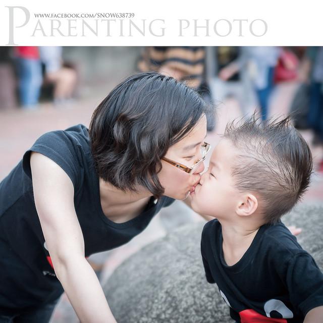 小赫是媽媽的前世情人 最喜歡媽媽了~