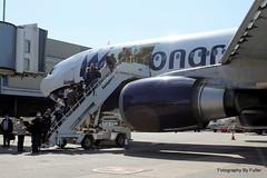 004. A300 G-OJMR Boarding at LGW. 13-Apr-14 (paulfuller128) Tags: man manchester birmingham monarch airbus gatwick gtw a300 bhx a300605r