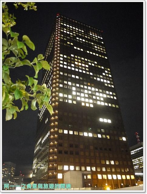 東京景點夜景世界貿易大樓40樓瞭望台seasidetop東京鐵塔image002