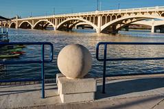 Teed Up (keycmndr) Tags: arizona bridges cybershutterbug hdr lakes photographersontumblr streetphotography