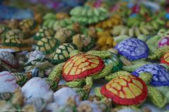 Praia do Forte - Ba/Brasil (AmandaSaldanha) Tags: praiadoforte bahia brasil details artesanato turtle tartaruga colours cores