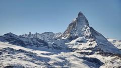 The mighty Matterhorn (_saem_) Tags: mountain nature switzerland gornergrat zermatt matterhorn
