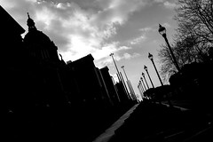 Sllouete Catalana (Urbiphotografia) Tags: bw bnw pb catalunia bcn barcelona blancoynegro europe spain pretoebranco siluetas silouettes monocromo monochrome fuijifilm fujiguys fujitransx xt10 noiretblanch