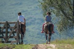 Calamuchita (Marcos Lozadam63) Tags: cordoba sierras caballos calamuchita valle tranquera familia primos cusins family horses farm