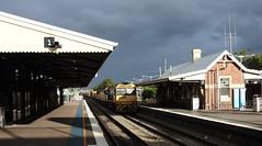 NR24-AN4-NR83 (damoN475photos) Tags: nr24 nr83 nrclass an4 sa maitland brisbane 2017 pn nationalrail