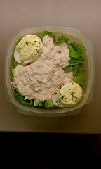 IMAG0173 (ncweber20012) Tags: food salad eggs tuna