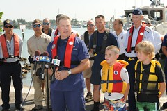 National Safe Boating Week (Coast Guard News) Tags: us miami fl watsonisland abeyta nationalsafeboatingweek