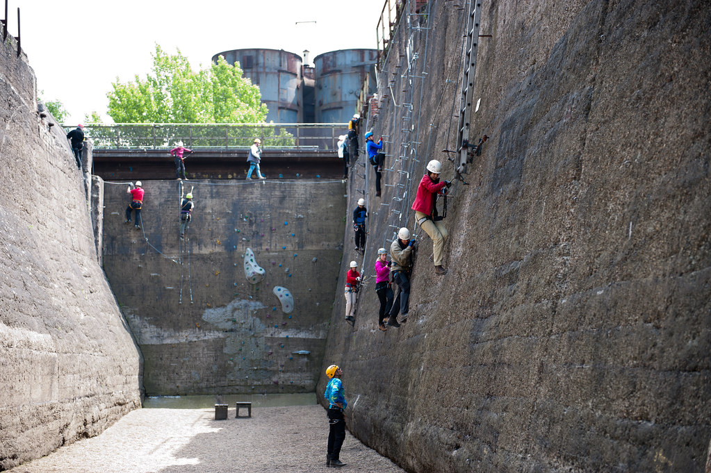 Klettersteig Duisburg : The world s most recently posted photos of duisburg and