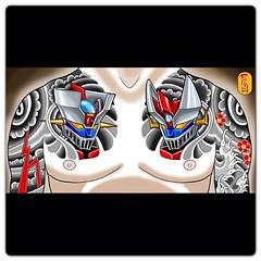 Mazinger Hikae #mazinger #mazingertattoo #shogunwarriors