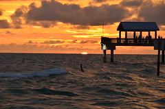 Pier 60 Sunset (twhrider) Tags: bigmomma thechallengefactory ultraherowinner storybookwinner storybookttwwinner