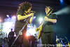 Counting Crows @ Meadow Brook Music Festival, Rochester Hills, MI - 07-04-13