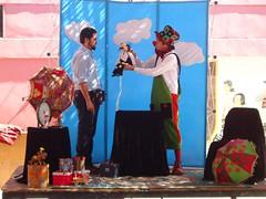 Escuela Municipal de La Tirana Compañía La Maleta y su obra Don Basurolo 3