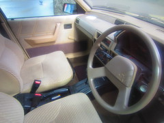 1980s Holden Camira SLE (RS 1990) Tags: car sedan interior august 2nd excellent adelaide dashboard friday 1980s southaustralia sle rare franklinst holden uncommon condition camira victoriasq 2013