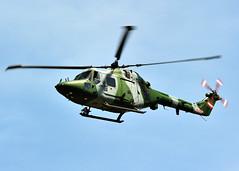 Westland Lynx AH7 (The Mekon) Tags: helicopter marines westland lynx ah7 royalmarines 847nas zd282