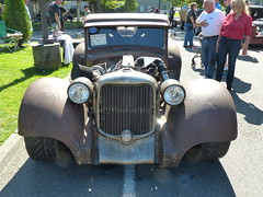 Diesel powered 1934 Dodge (bballchico) Tags: 1934 dodge truck olddesertrat dieselengine bonneville ratbastardsinfestation 206 washingtonstate