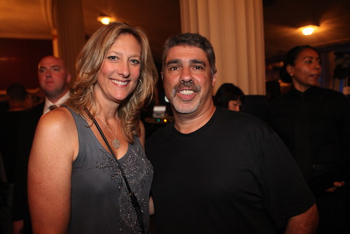 Image: Gary Dell'Abate and Mary Caracciolo