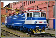 BDZ 46 124.4 (Zoly060-DA) Tags: electric 4 februarie 124 bulgaria romania co works locomotive 16 5100 46 kw cluj napoca craiova asea bdz electroputere remarul
