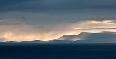 The northern tip of Skye 1/3 (Grim Weaver) Tags: sky mountains colour clouds canon scotland scenery seascapes scenic canoneos canonrebelti outerhebrides canon500d isleofharris