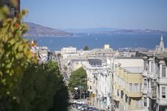 steep (AILINK) Tags: sanfrancisco california cityscape hill steep サンフランシスコ 坂 ベイエリア