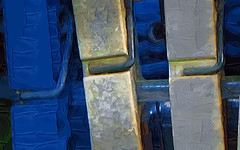 Clothespins (Selqet) Tags: macro nikon october coolpix closeups clothespins 2010 manipulatedphoto mollette p100 selqet