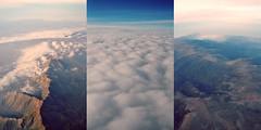 Fly ( Pompas de Jabn ) Tags: sky clouds plane airplane atardecer flying cielo nubes montain avion cordillera montaas volar cordilleradelosandes