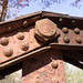 Rusty bridge parts