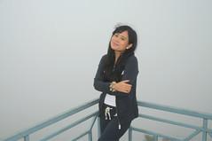 Thick fog in Sarangkot (joyful JOY) Tags: travel nepal pokhara sarangkot 2013