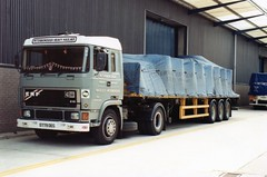 ERF E10 290, D779 DEG. (LBCSteve) Tags: white yellow grey erf heavy peterborough e10 290 haulage
