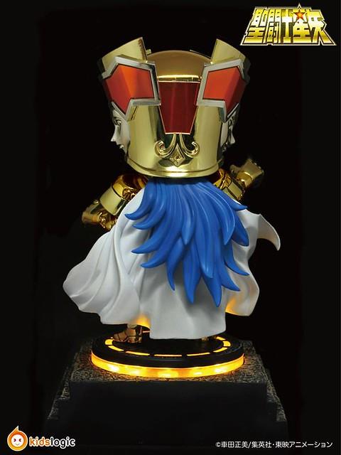 聖闘士星矢Cosmos Burning Collection G05 黃金聖闘士 雙子座 薩卡(Saga)