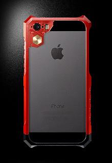 鋼彈設計師《大河原邦男》設計鋁合金iPhone 手機殼實在是太酷了!