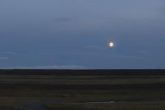 into the darkness (stephen seto) Tags: sunset lake ice iceland lagoon glacier jkulsrln