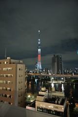 DF0_3949 (Zengame) Tags: tokyo nikon df  asakusa nikkor  candletree  skytree   tokyoskytree  ekimise