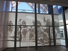 Museum, Under the Mexican Sky: Gabriel Figueroa Art and Film at the Los County Museum of Art, Window Graphic