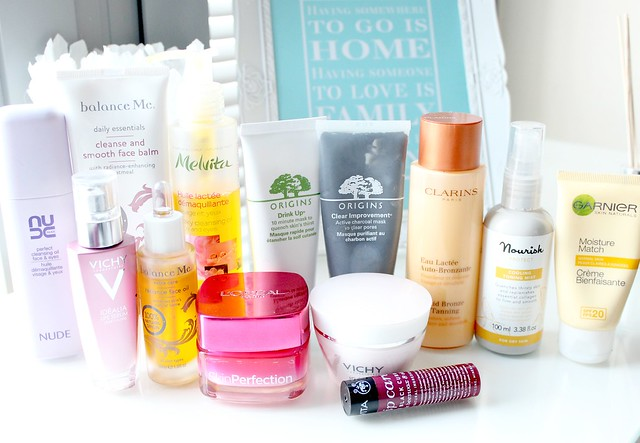 My Skincare Favourites 2013, My Favourite Skincare Products, My Skincare Routine