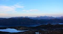 Storfjorden og Vassetra fra Storevarden (Martin Ystenes - http://hei.cc) Tags: mountain mountains fjord fjell vestlandet sunnmre mreogromsdal sykkylven sunnmrsalpene sunnmrsalpane vassetra mygearandme mygearandmepremium