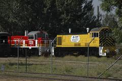 7320 and AI&S D7 (Dermis50) Tags: rail class canberra 73 ais railwaymuseum d7 7320 nswgr canberrarailwaymuseum