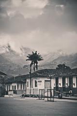 Fernweh (Sergio_85) Tags: blackandwhite mountains southamerica landscape colombia berge landschaft kolumbien sdamerika
