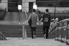 Love at the Park (alobos Life) Tags: chile park parque santiago friends bw love boys de friendship sony amistad providencia balmaceda nex5r