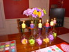 Dinner Table after work on Valentine's Day -Thanks to my beautiful wife :) (TrackHead Studios) Tags: flowers flower val adamhall stvalentine happyvalentinesday happyvalentine trackhead trackheadstudios trackheadxxx