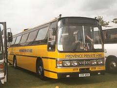 PPH - CPP 45X (quicksilver coaches) Tags: volvo duxford stalbans dominant showbus b10m duple provenceprivatehire cpp45x