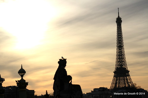 Parisian Sunset 2